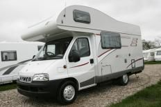 2006 Hymer C-Class Classic 544 | Practical Motorhome reviews: http://www.practicalmotorhome.com/review/motorhome/2006-hymer-c-class-classic-544