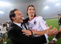 AC Milan Scudetto 2010/11 #Europe's football clubs