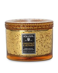I recently discovered Voluspa candles and I'm completely obsessed.