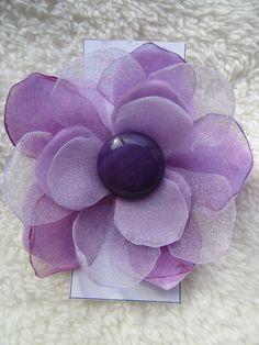 flower brooch, flower corsage, wedding corsage, purple corsage, £4.00 Flower Corsage, Flower Brooch, Corsage Wedding, Light Purple, Gift For Lover, Light In The Dark, Unique Gifts, Handmade Items, Gems