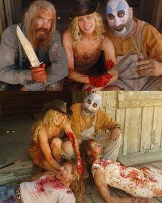 The Devil's Rejects Horror Films, Horror Art, Rob Zombie Art, Otis Driftwood, Sheri Moon Zombie, The Devil's Rejects, Zombie Style, The Hills Have Eyes, Natural Born Killers