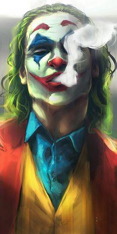 Art Du Joker, Le Joker Batman, Joker Cartoon, Batman Joker Wallpaper, Der Joker, Joker Iphone Wallpaper, Joker Comic, Cartoon Wallpaper Hd, Joker Wallpapers