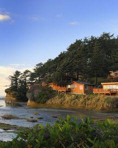 Iron Springs Resort | Washington Coast | North of Ocean Shores | Copalis Beach, WA