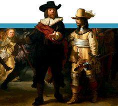 De gouden eeuw: Rembrandt