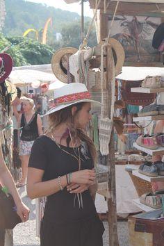 www.ingebruins.com - our ibiza holiday - hippiemarket Ibiza Holidays, Panama Hat, Beach, Hats, Inspiration, Biblical Inspiration, The Beach, Hat, Beaches