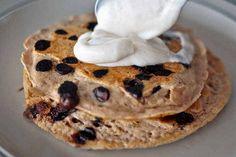 Recipe: Chocolate Chip Cookie Protein Pancakes