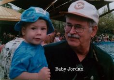 """Jordan was born just 2 hours past dad's birthday.  They shared a special bond that none of us really understood.  """"thick as thieves""""  I see the inventor that he was in Jordan every day... looking forward to this little guy's future."""