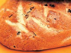 Rozmaringos-olajbogyós kenyér Bread, Food, Brot, Essen, Baking, Meals, Breads, Buns, Yemek