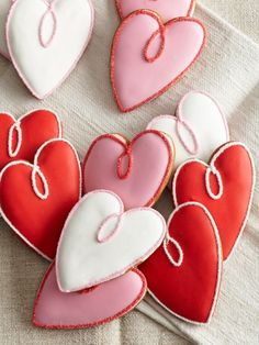 Modern Heart Sugar Cookies by Monaco Baking Company on Gilt.com