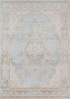 Carina Synthetic Rug – Porcelain Blue – Area Rugs in living room Synthetic Rugs, Machine Made Rugs, Accent Rugs, Carpet Runner, Acacia, Persian Rug, Blue Area Rugs, Runes, Colorful Rugs
