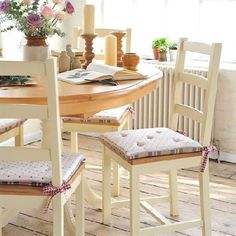 Accessories Set of 4 Check and Hearts Reversible Seat Pads Quality wooden furniture at great low prices from PineSolutions.co.uk. Get Free Delivery and Exchanges on all orders. http://www.MightGet.com/january-2017-11/accessories-set-of-4-check-and-hearts-reversible-seat-pads.asp