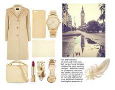 """Gold"" by nabillashavira ❤ liked on Polyvore featuring Harrods, Mela Loves London, Michael Kors, Marni, Dolce&Gabbana, Wild Diva, women's clothing, women, female and woman"