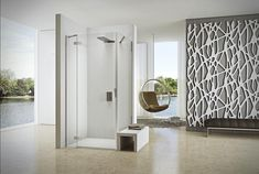 Le materie prime di alta qualità sono alla base del processo di produzione di ogni cabina doccia @dukasocial Dei veri elementi di arredo che uniscono alla funzionalità un gusto moderno ed elegante.  www.gasparinionline.it #interiors #casa #arredamento #style #design #home #arredobagno