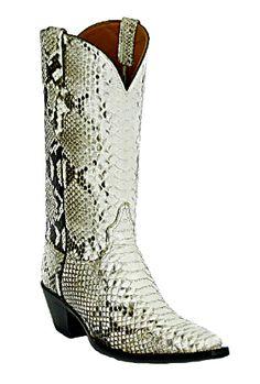 Snake/Snakeskin Boots Style 605 Custom