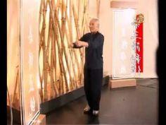 The son of Ip man, Ip Chun explains Chum Kiu with demo