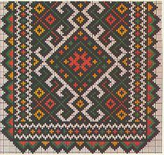 ru / Photo # 143 - QC 1 - livadika of Towel Embroidery, Types Of Embroidery, Embroidery Patterns, Stitch Patterns, Knitting Patterns, Cross Stitch Art, Cross Stitch Embroidery, Bargello Patterns, Cross Stitch Freebies