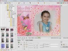 Juntar moldura e foto com PhotoScape