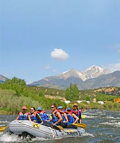 Can't wait for my wild west adventure! August cannot come fast enough! Rafting in Durango, CO #yesplease