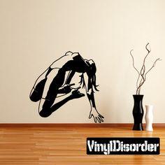Stripper Wall Decal - Vinyl Decal - Car Decal - 039