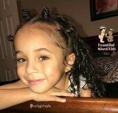 Ayla - 4 Years • African American, Mexican & Irish ❤
