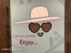 Enjoy your journey! Janiece Rendon Transition Strategist
