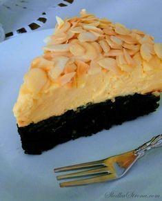 Najlepsze Ciasto Świata - Przepis - Słodka Strona Sweet Recipes, Whole Food Recipes, Cake Recipes, Dessert Recipes, Cooking Recipes, Different Cakes, Polish Recipes, How Sweet Eats, Cookie Desserts