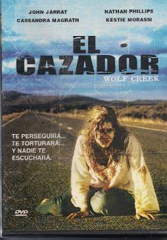 El cazador de Wolf Creek (Audio Latino) 2005 online