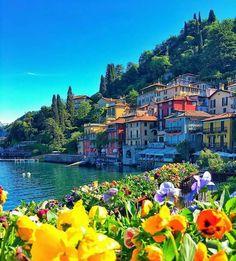 LAGO DI COMO.ITALIA