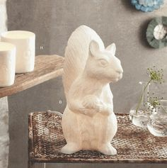 Roost Squirrel Lamp -10% off Sale*!
