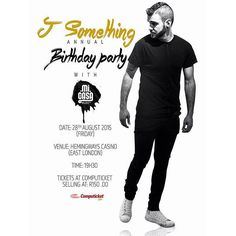 #Repost @jsomethingmusic  Friends and family... Come and celebrate with me and my team as we do my annual birthday in East London :) #clubbing #london #musicislife #bmg