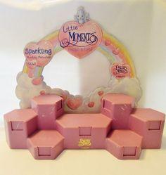 Precious Moments Enesco Store Display 1996 Plastic Cardboard