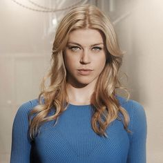 """Agent Barbara """"Bobbi"""" Morse played by Adrianne Palicki in Marvel's Agents of S.H.I.E.L.D."""