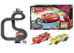 Matheo ønsker seg helt lik bilbane som Jonas fikk til jul i fjor