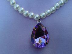New Sofia the First inspired necklace by JennasClosetXOXOs on Etsy