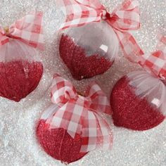 15 Easy And Festive DIY Christmas Ornaments - Page 7 of 15 - DIY & Crafts