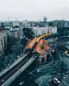 Schlesische Tor Bahn Berlin, Berlin Photos, West Berlin, Berlin Germany, Paris Hotels, Places To Travel, Places To Go, Berlin Photography, Germany