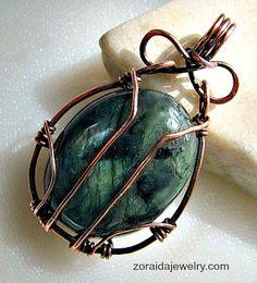 Pendants & Rings - Art -Z Jewelry