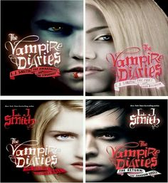Vampire Diaries Series