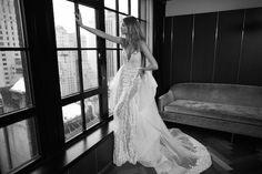 Berta Wedding Dress Collection World Exclusive | Fall Winter 2016 | Magdalena Frackowiak | Bridal Musings Wedding Blog 36