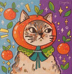 Hippie Art, Hippie Style, Arte Fashion, Arte Sketchbook, Pretty Art, Aesthetic Art, Cat Art, Cute Drawings, Collage Art