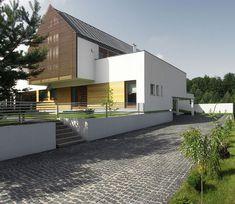 Afbeeldingsresultaat voor architectuur woning buitengebied zink