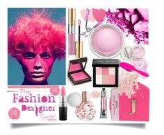"""""""Pink Beauty"""" by jeneric2015 ❤ liked on Polyvore featuring beauty, Christian Lacroix, Yves Saint Laurent, MAC Cosmetics, Miss Selfridge, Jouer, Bare Escentuals, Sephora Collection, Bobbi Brown Cosmetics and Soap & Paper Factory"""