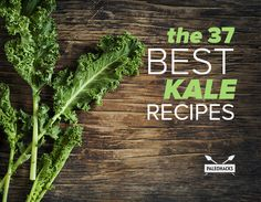 From delicious breakfast frittatas to kale chips to green smoothies, this list of the best kale recipes we know will give you tons of easy, healthy ideas. Superfoods, Healthy Smoothies, Smoothie Recipes, Best Kale Recipe, Col Kale, Gallbladder Diet, Kale Salad Recipes, Chilli Recipes, Veggies