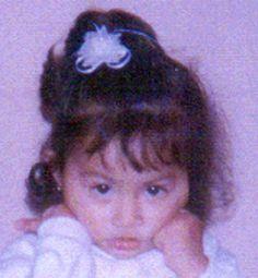 Valeria se perdió en México y tiene hoy día, 15 años.