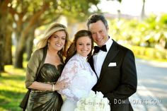 a bride-with-family pose that doesn't look stiff