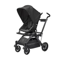 Orbit Baby G3 Stroller Black With Box Instruction Manuals Warranty Cards