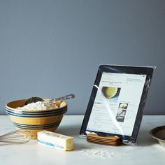 iPad Chef Sleeves and Stand: Remodelista