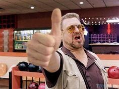 Big Lebowski thumbs up #movies