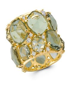 Crislu Candy Couture Ring  PRICE: $306.00  love this ring by CRISLU!