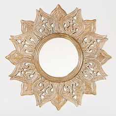 Pretty I Pinned This Moray Wall Mirror From The Bohemian